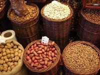 Gezonde noten zijn lekker