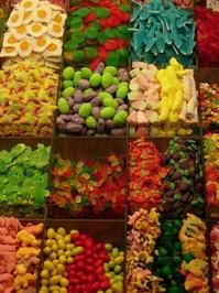 Snoep is Suiker, suiker wordt opgeslagen als vet!