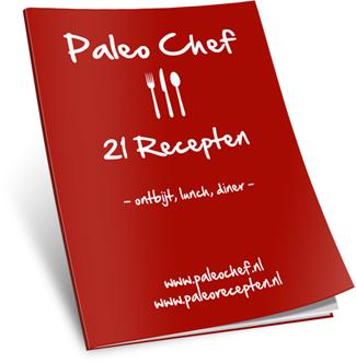 Paleo Chef recepten voor ontbijt,lunch en diner.