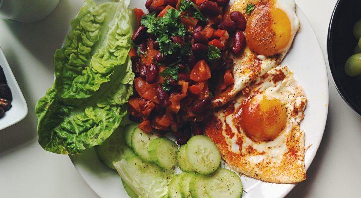 ontbijt zonder koolhydraten om af te vallen