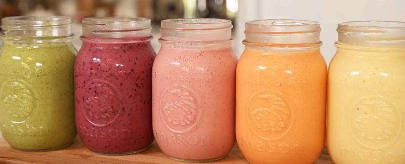hoe bewaar je het beste je smoothies
