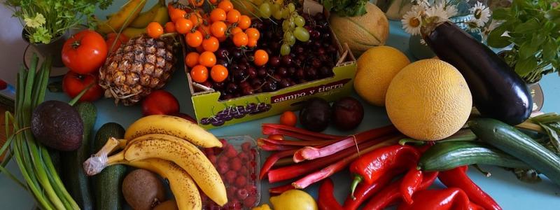 afvallen fruit suiker