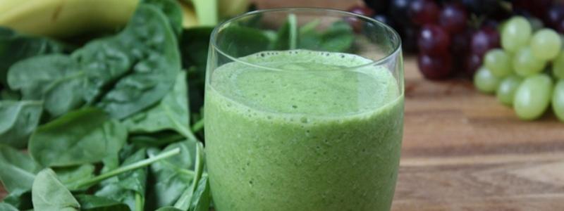 kan je met 1 groene smoothie per dag afvallen