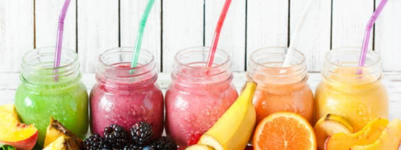afvallen door ontgiften met smoothies