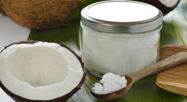 kokosolie afvallen