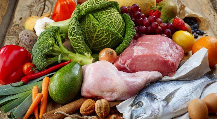paleo dieet en vermageren