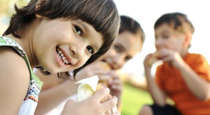 paleo dieet voor kinderen