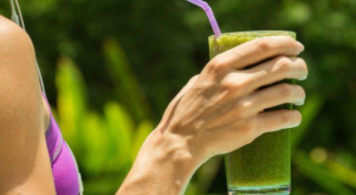 snel afvallen met groene smoothies