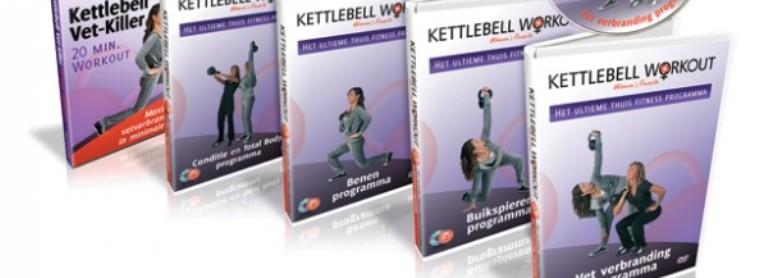 thuis een sixpack trainen met kettlebells